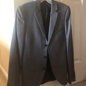 Topman Gray Suit